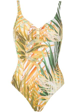 Lygia & Nanny Roberta printed swimsuit - Multicolour