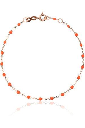 GIGI CLOZEAU 18kt rose gold bead bracelet