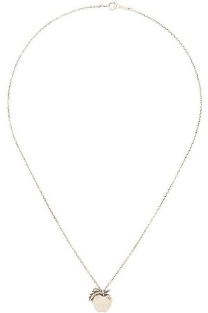 UNDERCOVER Apple necklace