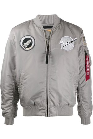 Alpha Industries Men Bomber Jackets - Ma-1 vf nasa bomber jacket