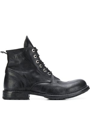 Moma Lace-up ankle boots