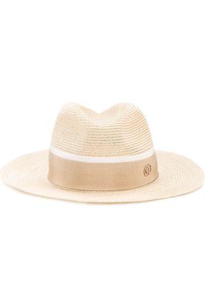 Le Mont St Michel Women Hats - Henrietta fedora hat - Neutrals