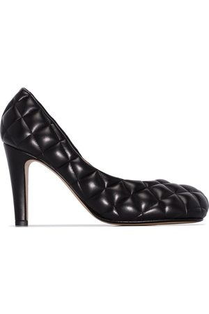 Bottega Veneta Padded Bloc 90mm pumps