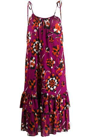 La DoubleJ Simps midi dress