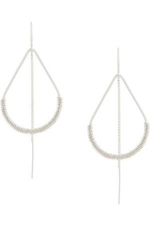 Petite Grand Women Earrings - Lagoon earrings