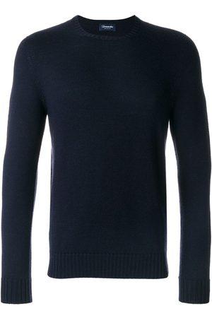 DRUMOHR Crew-neck knitted jumper