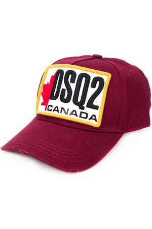 Dsquared2 Flag patch baseball hat
