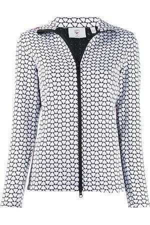 Rossignol Print Hiver zipped jacket