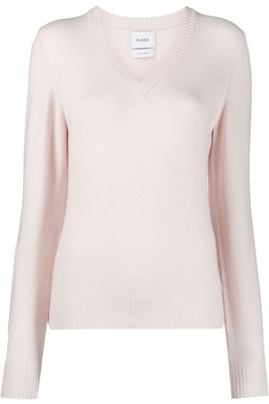 Barrie Women Sweaters - V-neck cashmere sweater