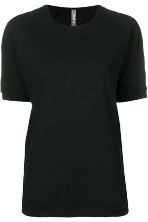 NO KA' OI Tape sleeve T-shirt