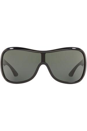 Sunglass Hut Collection Round-frame oversized sunglasses