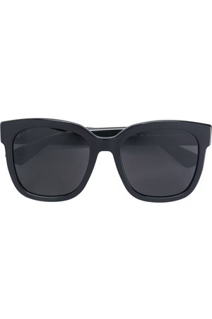 Gucci Interlocking GG square-frame sunglasses