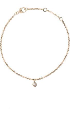 De Beers Jewellers Women Bracelets - 18kt My First De Beers one diamond bracelet