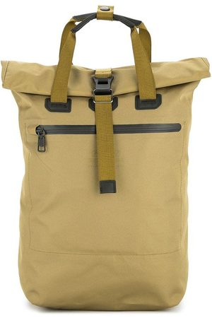 As2ov Buckled square backpack