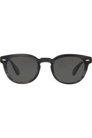 Oliver Peoples Round - Sheldrake round sunglasses