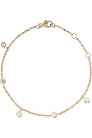De Beers Jewellers Women Bracelets - 18kt My First De Beers five diamond bracelet