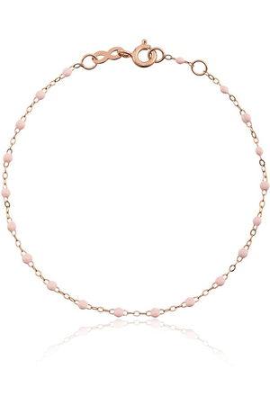 GIGI CLOZEAU 18kt rose gold Classic Gigi baby beaded bracelet