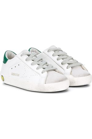 Golden Goose Boys Sneakers - Superstar low-top sneakers