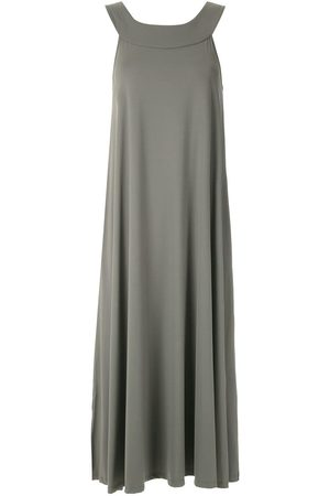 Lygia & Nanny Women Dresses - Manati UV plain dress - Grey