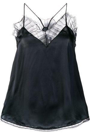 IRO Women Camisoles - Lace trim camisole