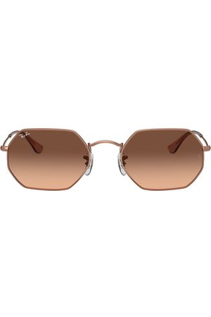 Ray-Ban Sunglasses - RB3556N octagonal-frame sunglasses