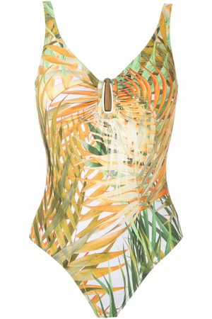 Lygia & Nanny Mirassol printed swimsuit
