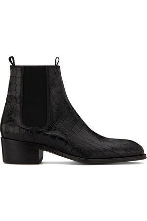 Giuseppe Zanotti Abbey chelsea boots
