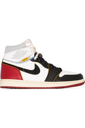 Jordan Air 1 Retro Hi union - black toe