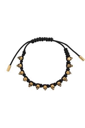 Alexander McQueen Men Bracelets - Skulls bracelet