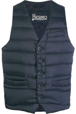 Herno Men Puffer Jackets - Padded waistcoat