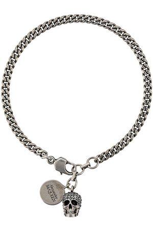 Alexander McQueen Women Bracelets - Skull charm bracelet