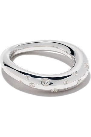 Georg Jensen Women Rings - Offspring brilliant cut diamond ring