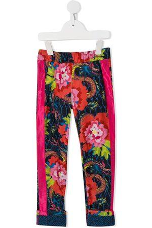 Kenzo Japanese Flower leggins