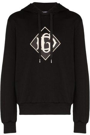 Dolce & Gabbana Monogram printed hoodie