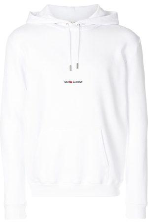 Saint Laurent Logo-print hoodie