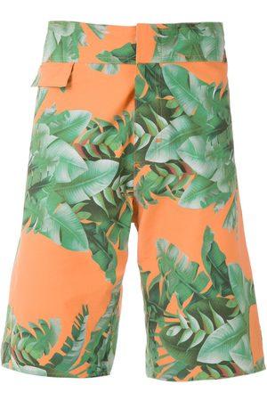 AMIR SLAMA Men Swim Shorts - Printed swim shorts