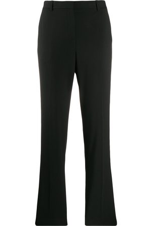 THEORY Women Formal Pants - High rise tailored trousers