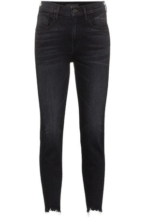 3x1 Authentic cropped skinny jeans