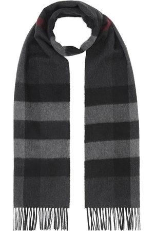 Burberry Scarves - Check Cashmere Scarf