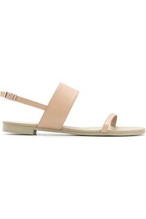 Studio Chofakian Flat sandals - Neutrals