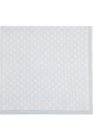 Gucci Baby Changing Bags - GG pattern wool baby blanket
