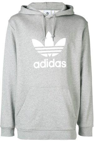 adidas Trefoil hoodie - Grey