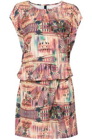 Lygia & Nanny Women Printed Dresses - Irene printed tunic - Havana