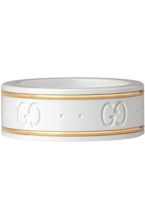 Gucci Rings - 18kt yellow gold Icon ring - 8062