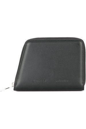 Proenza Schouler Two-tone Trapeze zipped wallet