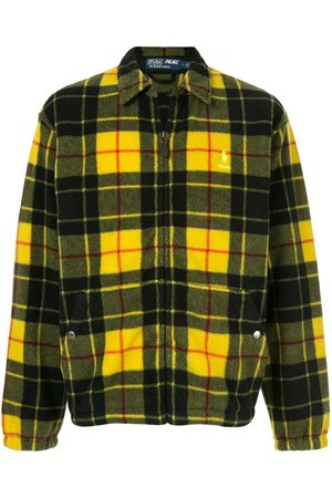 PALACE X Polo Ralph Lauren polar fleece harrington jacket