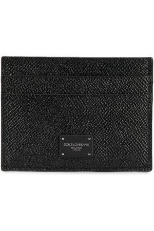 Dolce & Gabbana Logo plaque cardholder