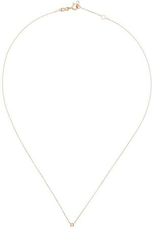 GIGI CLOZEAU Women Necklaces - 18kt rose diamond detail necklace