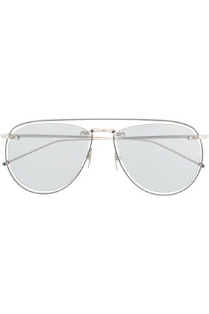 Thom Browne Aviators - Aviator sunglasses