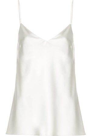 GALVAN Women Camisoles - V-neck slip camisole